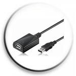 USB-kablar & tillbehör