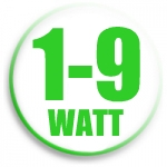 ERSÄTTER 1-9 WATT