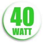 ERSÄTTER 40 WATT